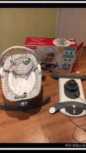 4 in 1 baby soother fisher price