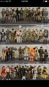 WANT TO BUY VINTAGE GI JOE