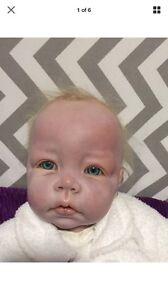 Beautiful hand made Baby Girl Reborn Doll Hoppers Crossing Wyndham Area Preview