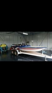 Stephens tr2 ski race boat Wodonga Wodonga Area Preview