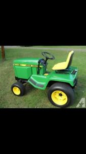 Need parts or parts tractor