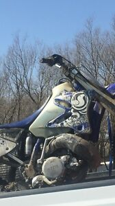 Looking for a stock gas tank 2002 Yz 250