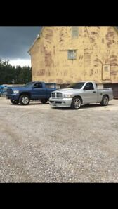 Lifted 2004 Dodge Ram 1500 4x4