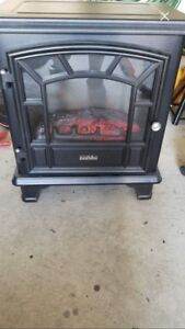 Infrared electric heater
