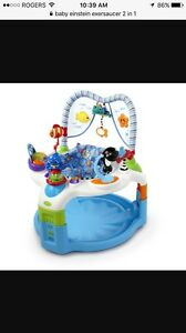 Baby Einstein naptune activity saucer