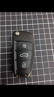 Remote keys Audi A6 Q7