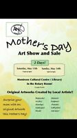 Mother's Day Art Show & Sale