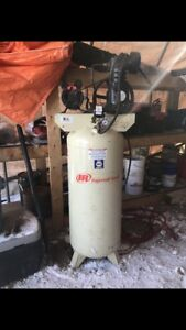 Ingersoll 60 gallons air compressor