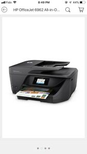 HP office jet 6962