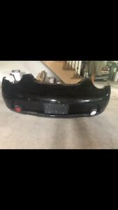 Mk4 Beetle turbo S bumpers with rear fog light