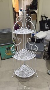 3 tier corner shelves Mount Lewis Bankstown Area Preview