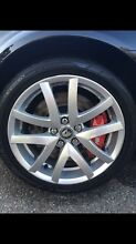 HSV CLUBSPORT R8 RIMS AND TYRES FOR SALE Salisbury Salisbury Area Preview