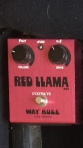 Red Llama Overdrive