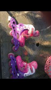 Size 12/13 roller skates