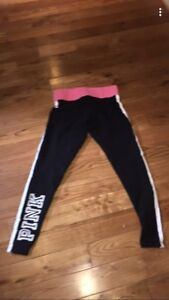 Pink brand tights