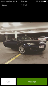 2006 Mazda MX-5 Convertible Leather and P plate legal Chermside Brisbane North East Preview