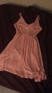 Light pink/salmon dress