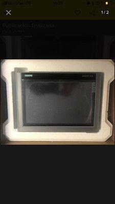 Siemens Tp1200 Touch Panel 6av21240mc010ax0