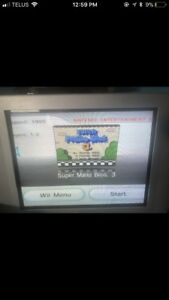 NES games downloaded into wii