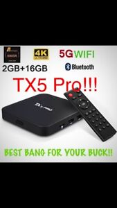 TX5 Pro. Looking for a reliable tv box? Read & compare!