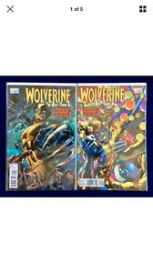 WOLVERINE THE BEST THERE IS #1&2 MARVEL COMICS