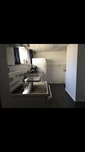 Furnished basement apartment downtown