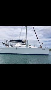 10m custom catamaran