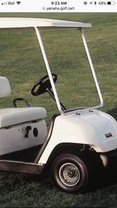 Wanted Yamaha Golf Cart Gas