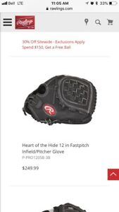 Stolen Rawlings Softball Bag - Dundas
