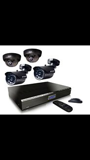 Security Alarms/ CCTV/ Data and Phone/ Antenna  installation