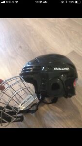 Bauer size Junior kids helmet
