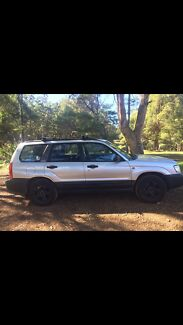 Subaru forester 03