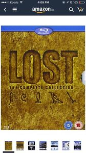 LOOKING for Lost complete serie BLU RAY