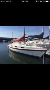 Tanzer 7.5 in Excellent Condition includes Motor and Trailer