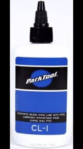 PARK TOOL CL-1 Synthetic Blend Bicycle Chain Lube with PTFE