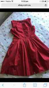 Wanted: Cue Red Size 10 Dress as pictured Mackay Mackay City Preview