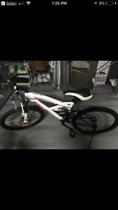CCM Alpine Mountain Bike Full Suspension