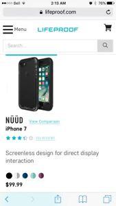 iPhone 7 Nüüd Case - brand new, no box