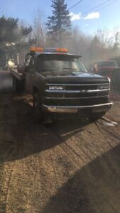 1993 Chevy 3500 Tow truck