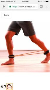 Ankle Resistance Band Exercise