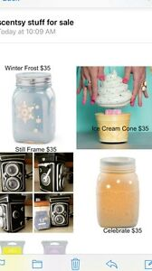 Brand new scentsy items