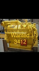 Wanted engine to suit D9L Cat Dozer Pickering Brook Kalamunda Area Preview