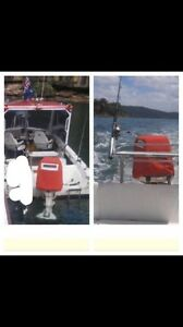21 ft boat swap for smaller boat Roselands Canterbury Area Preview