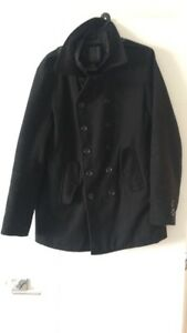 Men's pea coat / jacket