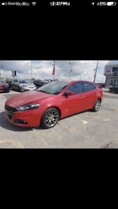 2014 Dodge Dart Ralley CERTIFIED