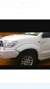 Brand new white arb hilux flares Moonta Bay Copper Coast Preview