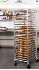Mobile, baking/cooling rack (rolling rack) Full size (20)