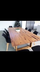 Hardwood / Dining Tables Mona Vale Pittwater Area Preview