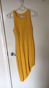 Kookai Canary Yellow Dress Size 1 - As New McDowall Brisbane North West Preview