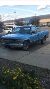 1994 Chevrolet 1500 pick up single cab long box